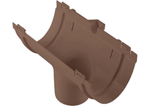Воронка Альта-Профиль Стандарт 74 мм коричневый