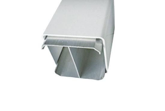 Алюмінієва вставка у стовп 110 см
