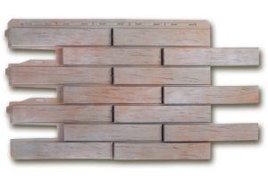 Ригель Німецький-01 Фасадна панель, 930х510х33 мм