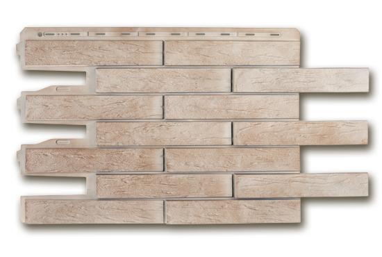 Ригель Німецький-02 Фасадна панель, 930х510х33 мм