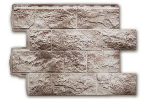Туф Исландский 796х591х2,6 мм, Фасадная панель