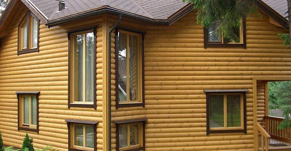 Блок хаус дерево
