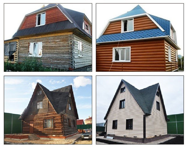 пример реновации дома